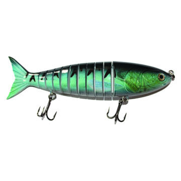 "Daddy Mac Viper 9"" Lure"