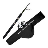 Okuma Voyager Express Spinning Combo Travel Kit