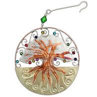 Pilgrim Imports Circle Tree of Life Ornament