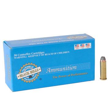 Black Hills Re-Manufactured 40 Smith & Wesson 180 Grain JHP Handgun Ammo (50)