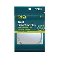 RIO Trout Powerflex Plus Leader - 2 Pk.