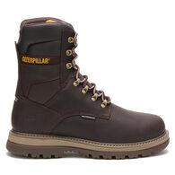 "CAT Footwear Men's Fairbanks 8"" Waterproof TX Steel Toe Work Boot"