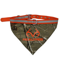 Pets First Realtree Dog Collar Bandana