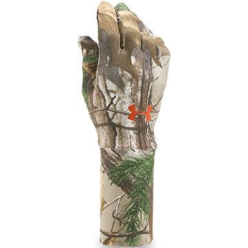 Under Armour Mens UA Camo ColdGear Liner Glove