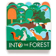 Into the Forest Board Book by Laura Baker