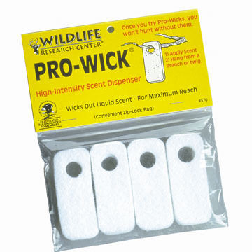 Wildlife Research Center Pro-Wick - 4 Pk.