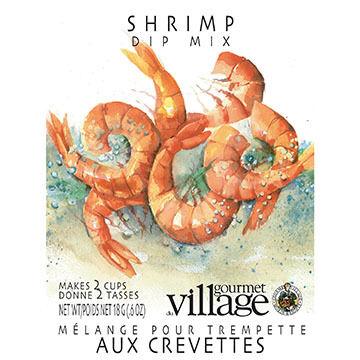 Gourmet Du Village Shrimp Dip Mix