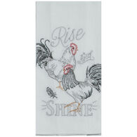 Kay Dee Designs Farmers Market Embroidered Flour Sack Towel