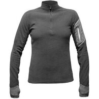 Hot Chillys Women's La Montana Zip-T Baselayer Top