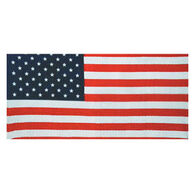 Sola American Flag Beach Towel