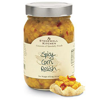 Stonewall Kitchen Spicy Corn Relish, 16 oz.