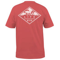 Salt Life Men's Legit Short-Sleeve T-Shirt