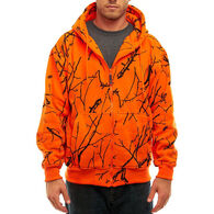 Trail Crest Men's Blaze Camo Full-Zip Jacket