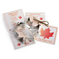 Ann Clark Tin Cookie Cutter - Maple Leaf