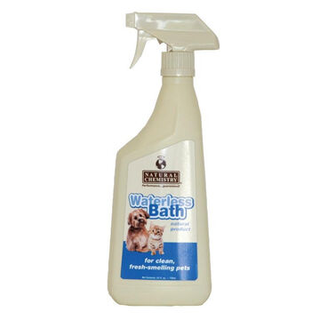 Natural Chemistry Dog & Cat Waterless Bath - 24 oz.