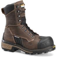 "Carolina Shoe Men's 8"" Maximus 2.0 Waterproof Composite Toe Logger Work Boot"
