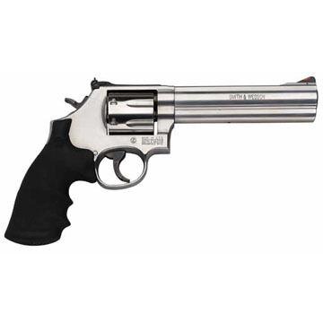 Smith & Wesson Model 686 Plus 357 Magnum / 38 S&W Special +P  6 7-Round Revolver