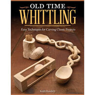 Old Time Whittling by Keith Randich