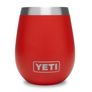 YETI Rambler 10 oz. Stainless Steel Vacuum Insulated Wine Tumbler