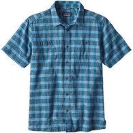 Patagonia Men's Back Step Short-Sleeve Shirt