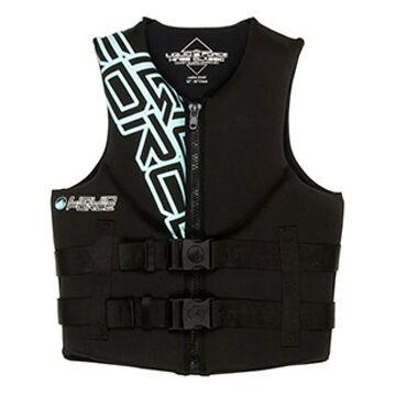 Liquid Force Womens Hinge Classic Vest PFD - Discontinued Model