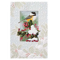 Pumpernickel Press Curious Chickadee Deluxe Boxed Greeting Cards