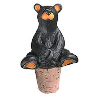 Big Sky Carvers Bear Wine Stopper