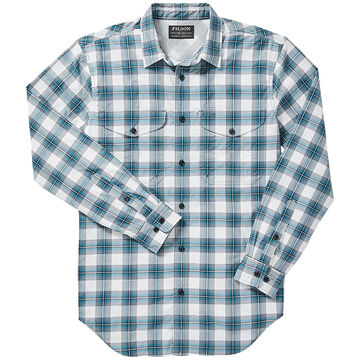 Filson Mens Twin Lakes Sport Long-Sleeve Shirt