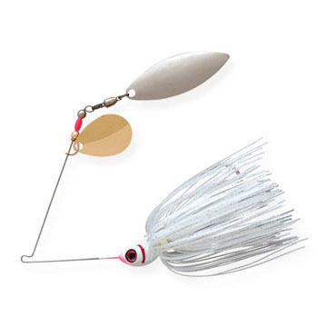 Booyah Tandem Blade Spinnerbait Lure