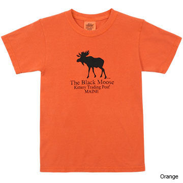 "Original Design Youth ""Black Moose"" Short-Sleeve T-Shirt"