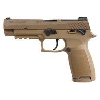 """SIG Sauer P320-M17 Manual Safety 9mm 4.7"""" 17-Round Pistol"""