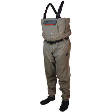 Frogg Toggs Mens Anura II Reinforced Nylon Breathable Stockingfoot Chest Wader