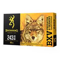 Browning BXV Predator & Varmit 223 Win 50 Grain Polymer Tip Rifle Ammo (20)