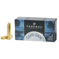 Federal Game-Shok 22 LR 25 Grain No. 12 Lead Bird Shot Rimfire Ammo (50)