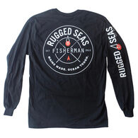 Rugged Seas Men's Rugged Long-Sleeve T-Shirt