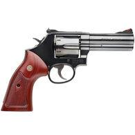 "Smith & Wesson Model 586 357 Magnum / 38 S&W Special +P 4"" 6-Round Revolver"