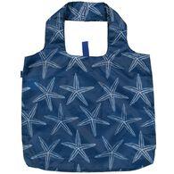 Rockflowerpaper Starfish Navy Reusable Blu Bag