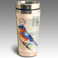 American Expedition Bluebird Vintage Steel Travel Mug