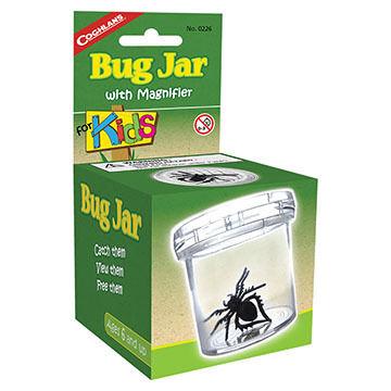 Coghlan's Bug Jar w/ Magnifier for Kids