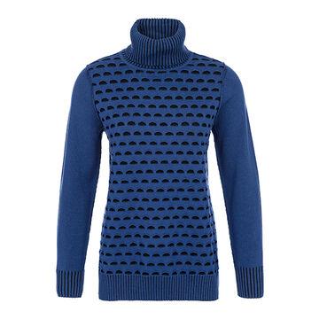 Tribal Womens Cotton Turtleneck Sweater