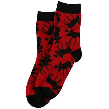 Lazy One Boys Classic Moose Sock