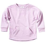Carhartt Toddler Girl's French Terry Sweatshirt