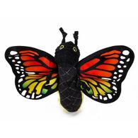 Steel Dog Ruffian Butterfly Dog Toy