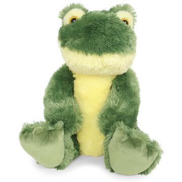 Aurora Frog 14 Plush Stuffed Animal