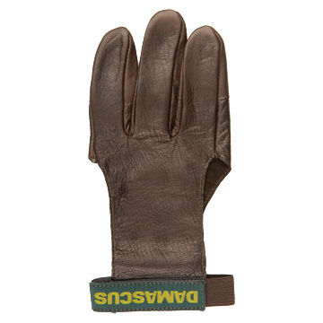 Damascus 3-Finger Shooting Glove