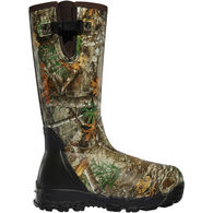 "LaCrosse Men's Alphaburly Pro 18"" Side Zip 1,000g Insulated Hunting Boot"