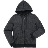 Kenpo Women's i5 Full Zip Hooded Sweater Fleece Jacket