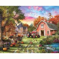White Mountain Jigsaw Puzzle - Farm Life