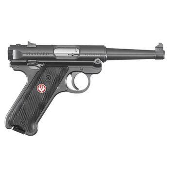 Ruger Mark IV Standard 22 LR 4.75 10-Round Pistol