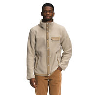 The North Face Men's Cragmont Snap Front Fleece Jacket